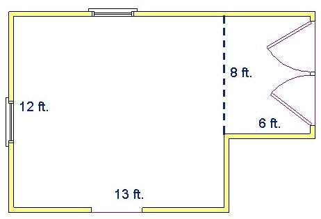 how To Find Square Of A Room For Flooring 28 Images